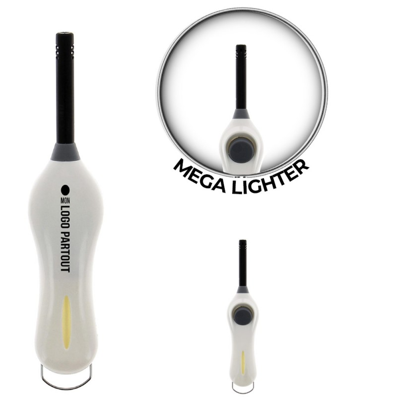 Briquet de Cuisine BIC ® Personnalisé Mega Lighter Briquet de Cuisine BIC ® Personnalisé Mega Lighter