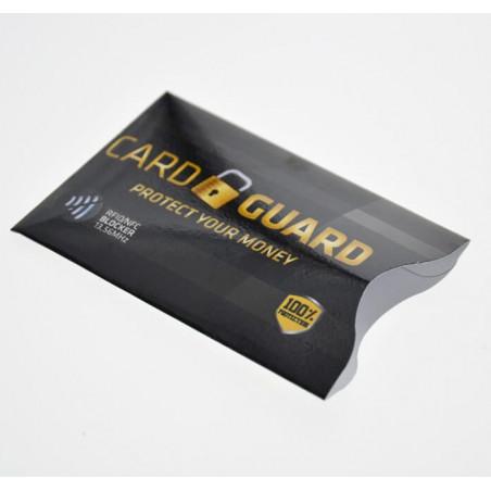Etui Publicitaire Anti-RFID Etui Publicitaire Anti-RFID - face