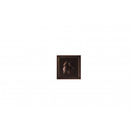 Carré de chocolat personnalisable 4 gr Le petit carré de chocolat - Chocolat