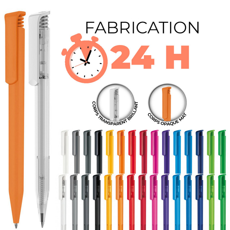 Stylo Publicitaire Fabrication EXPRESS 24H Stylo Publicitaire Fabrication EXPRESS 24H