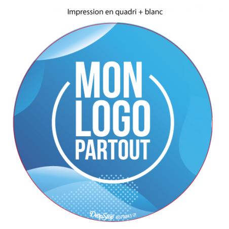 Dropstop ® Publicitaire (Anti-gouttes) Dropstop ® Publicitaire (Anti-gouttes) - Mon logo quadri