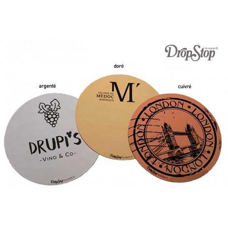 Dropstop ® Publicitaire (Anti-gouttes) Dropstop ® Publicitaire (Anti-gouttes) - Mon logo - couleurs