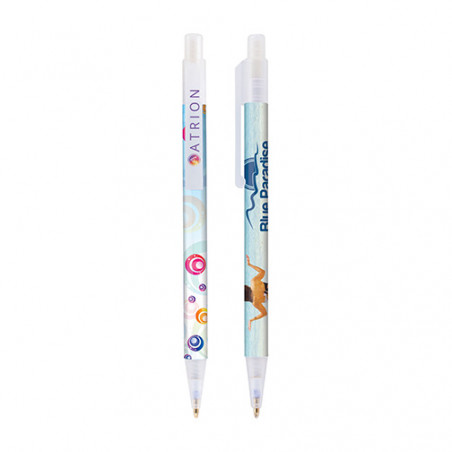Stylo personnalisable Astaire givré Stylo personnalisable Astaire givré