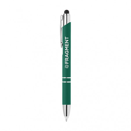 Stylo publicitaire Crosby lumineux stylet personnalisable Stylo publicitaire Crosby lumineux stylet personnalisable - Vert 7729