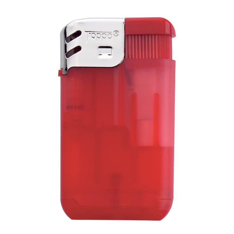 Briquet Publicitaire Big Briquet Publicitaire Big - Rouge