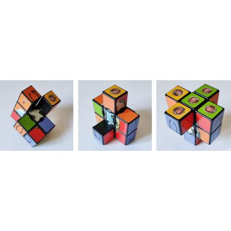 Rubik's cube personnalisé Puzzle Rubik's cube personnalisé Puzzle - Personnalisé