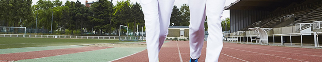 Pantalons, bermudas et shorts publicitaires