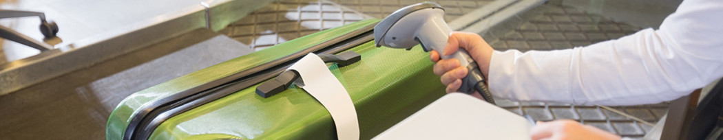 Etiquette bagage personnalisée