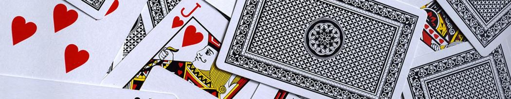 Jeux de cartes publicitaires