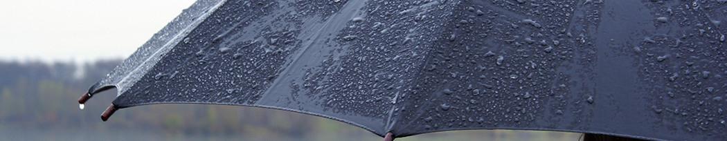 Customisez un parapluie avec poignée droite