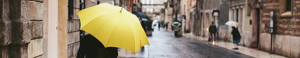 Personnalisation de parapluies pliants