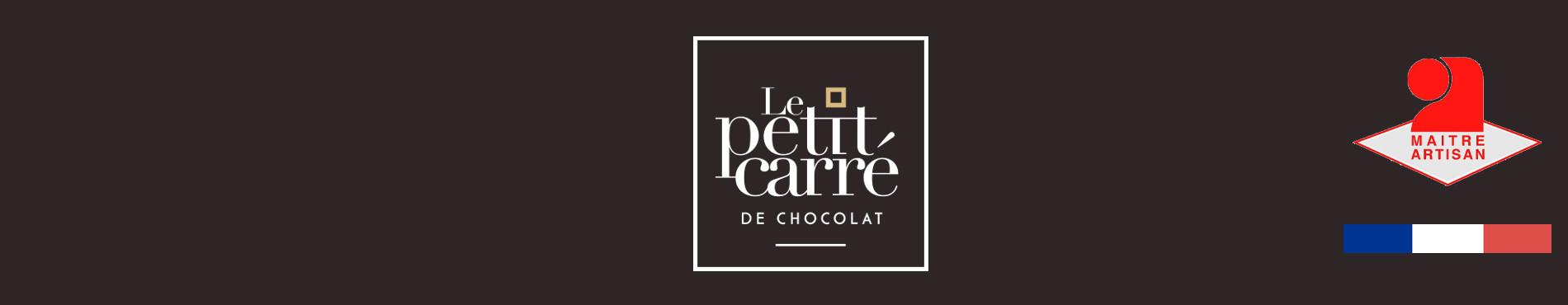 Le chocolat du Petit Carré de Chocolat personnalisable