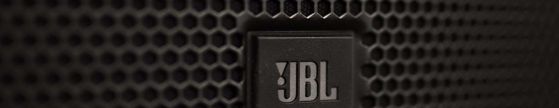 Enceintes de marque JBL