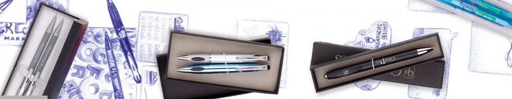 Coffret de stylo personnalisé et parure