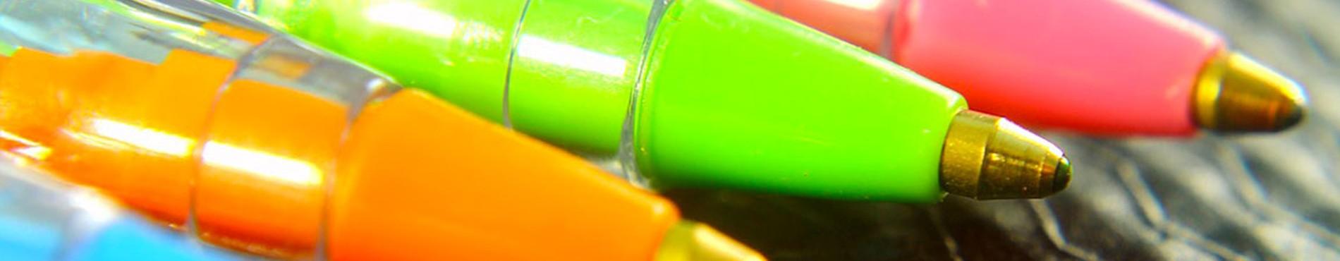 Stylos Plastiques Personnalisés