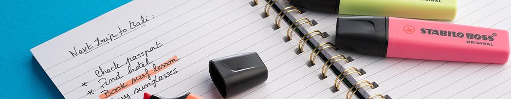 Personnalisez vos surligneurs Stabilo ® avec logo