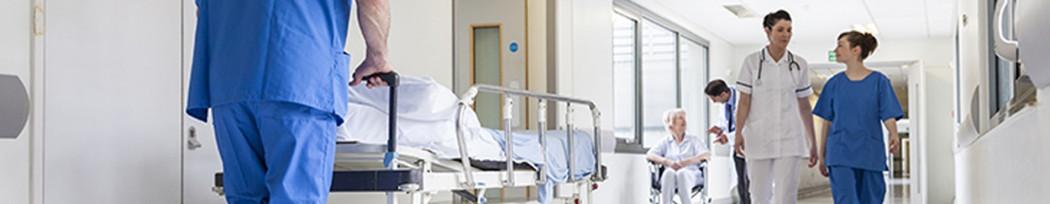 Des goodies pour les hôpitaux et professionnels de santé