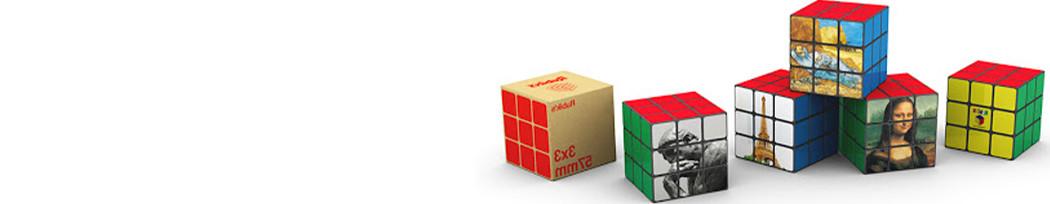 Rubik's Cube personnalisé à votre image