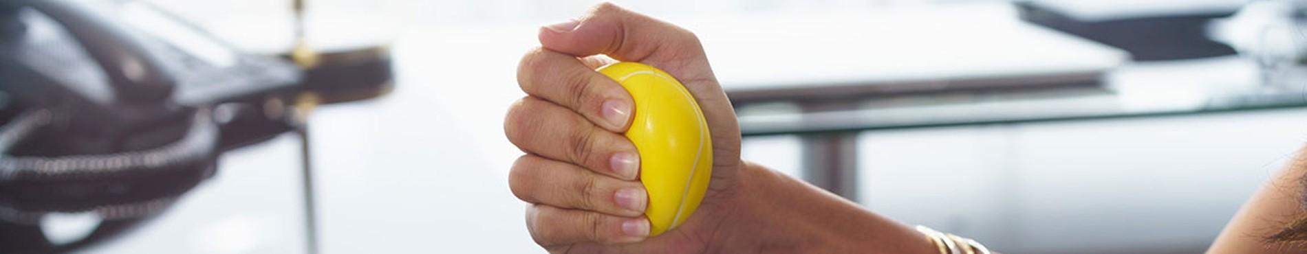 Balles Anti-stress Publicitaires Personnalisées